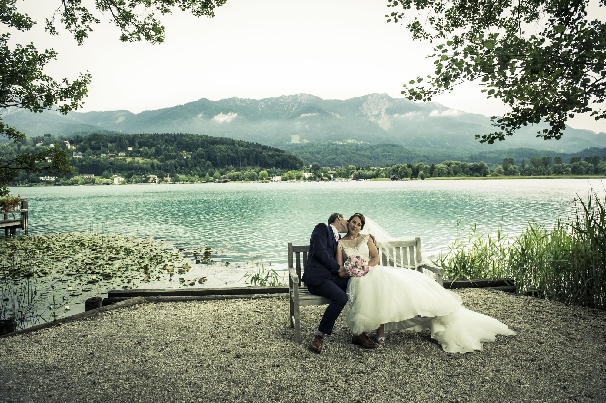 Hochzeitsfotografie Faaker See