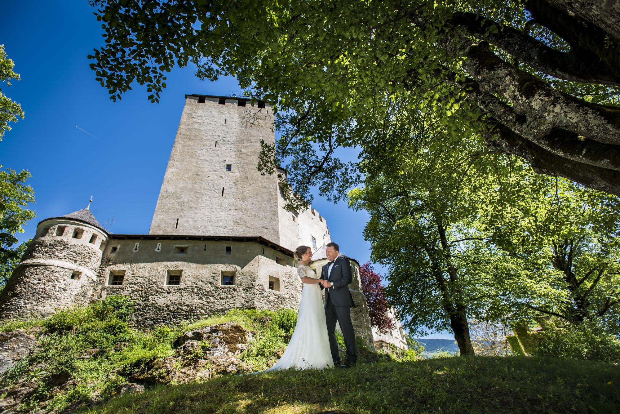 Hochzeit Lienz Schloss