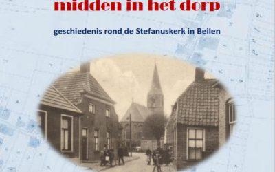 Boek 'midden in het dorp' klaar