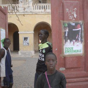 Tous Ensemble Dakar Biënnale (2010) - Exporuimte Brandweerkazerne