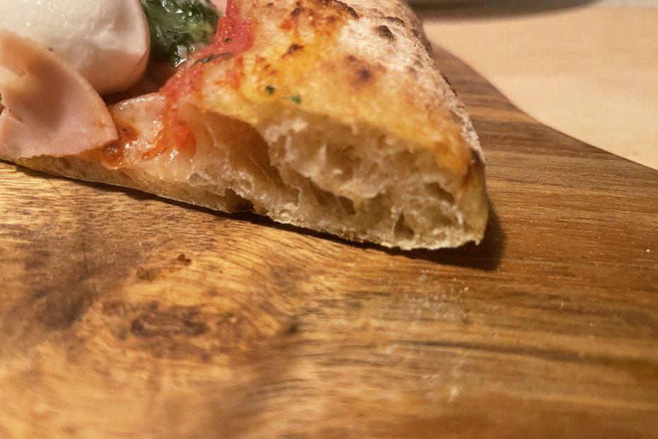Pizzadeig med kaldheving