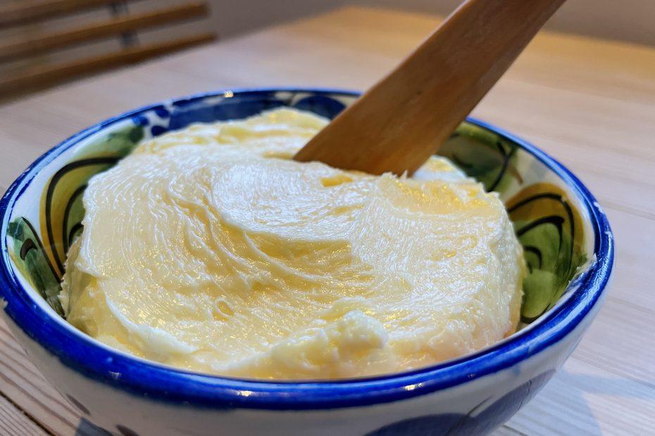 Pisket smør