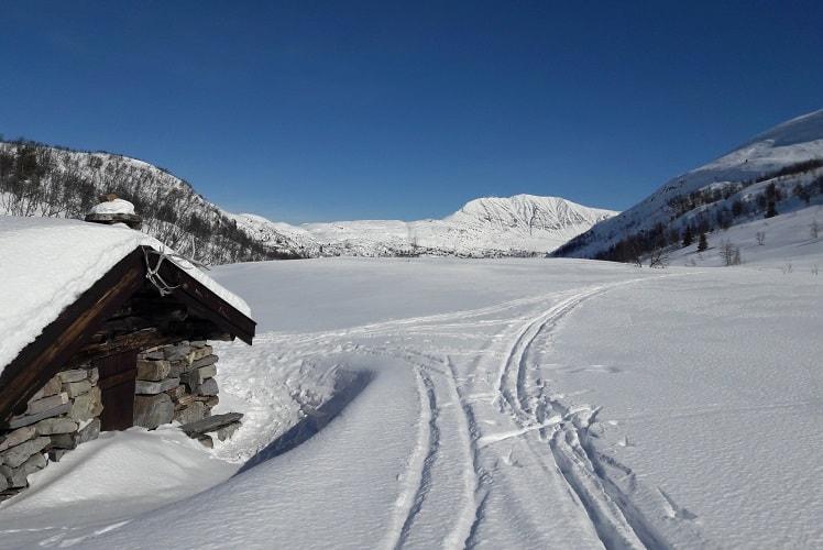 Flott i fjellet, sommer som vinter