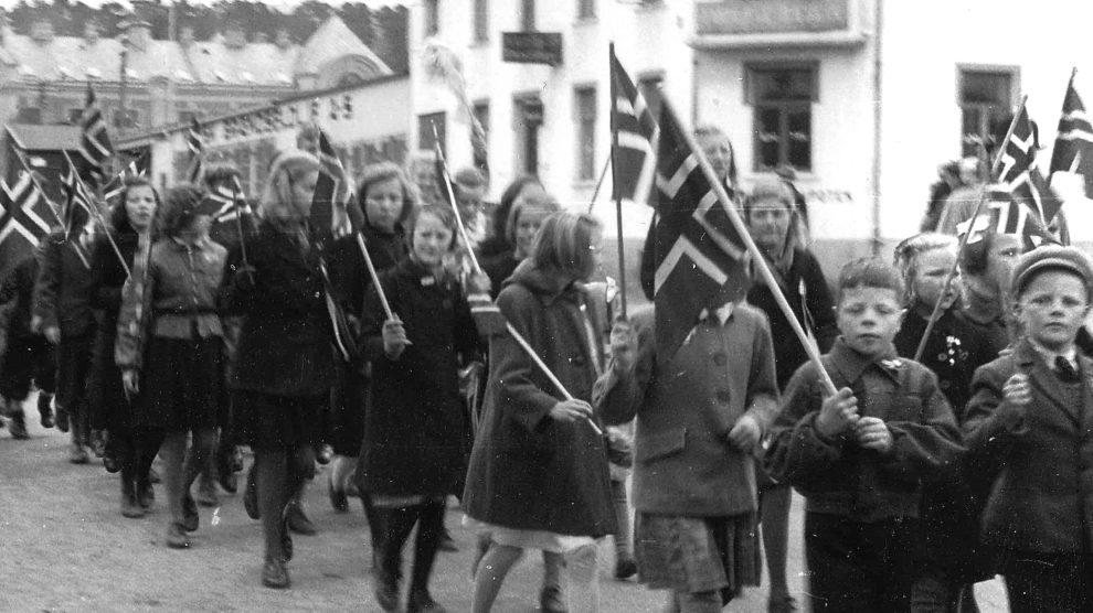 Frigjøringsdagene i mai 1945