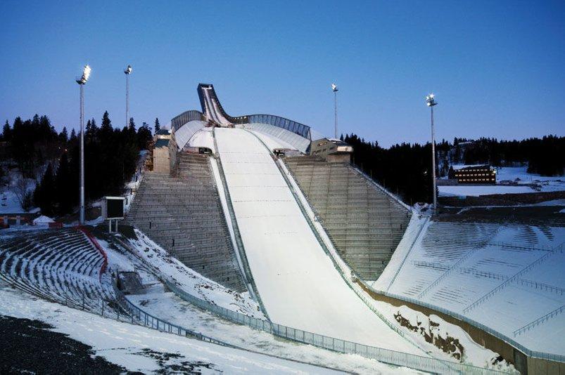 Holmenkollen Skiarena