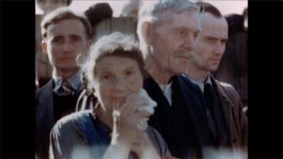 Camp de concentration de Buchenwald 16 avril 1945