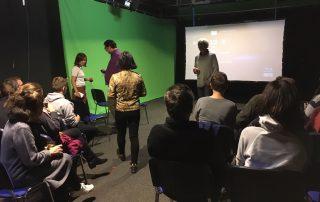 Veranstaltung im Studio