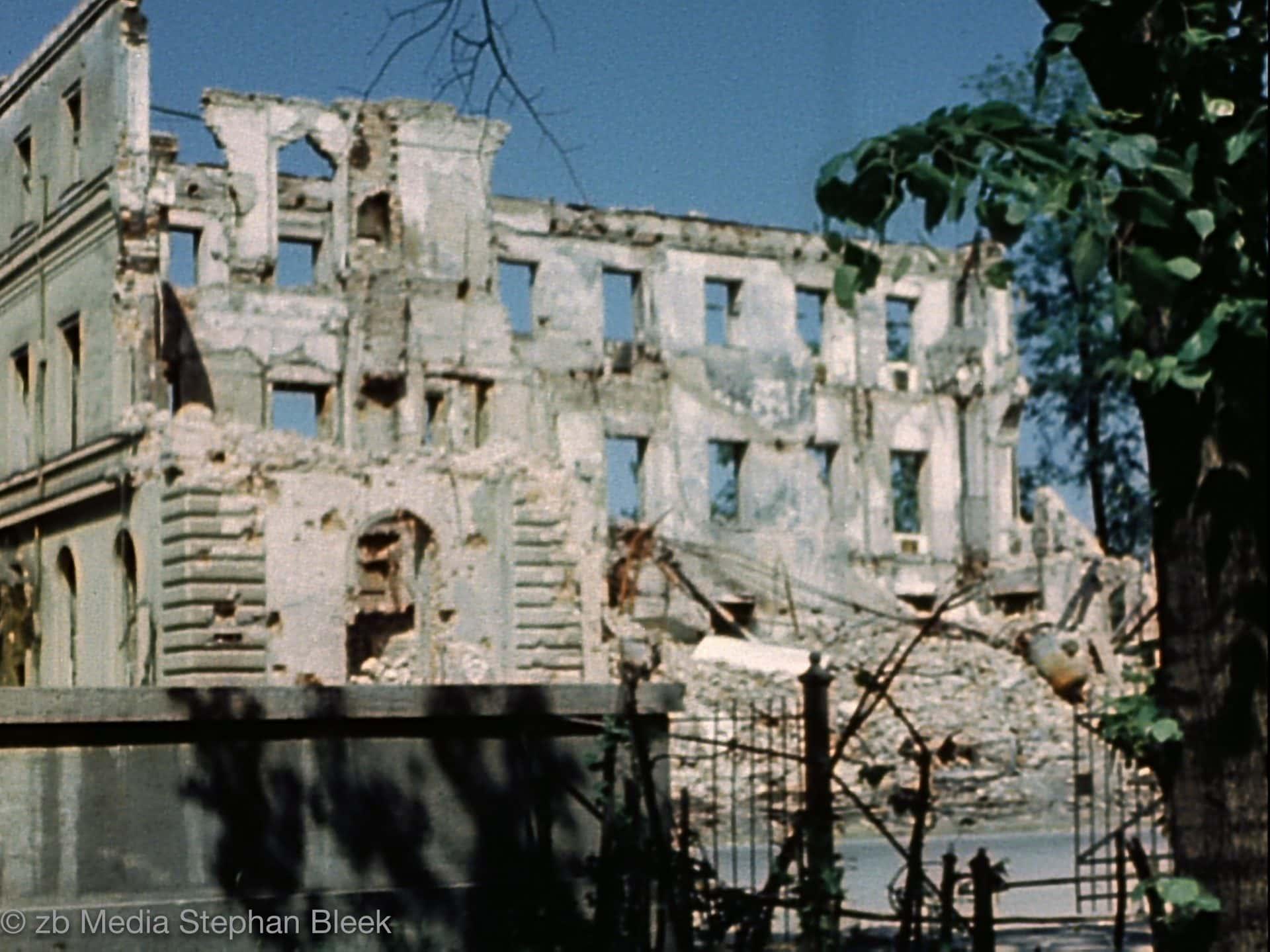 München 1945 Briennerstrasse