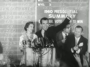 Richard Nixon - US presidential elections 1960
