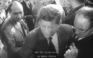 Am 11. November 1960 wurde John F. Kennedy zum Präsidenten der USA gewählt
