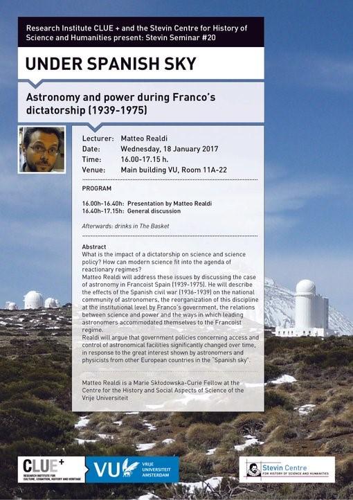 Stevin-astronomy