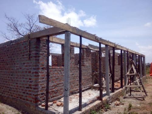 Bouwupdate #1 - Jehiel School