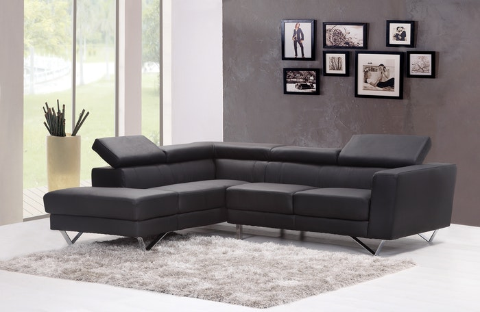Stilfuld sovesofa