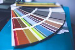 Indretning med farver