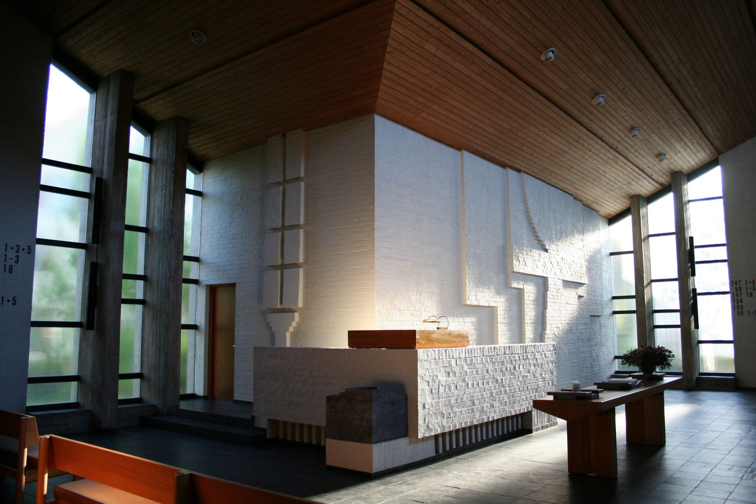 Titus Kirche - Kirchenraum