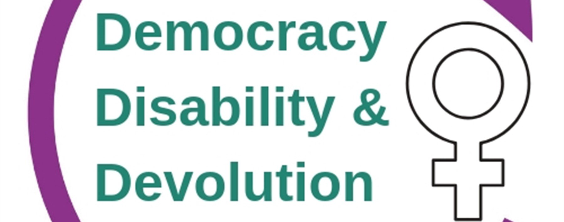 Democracy, disability & devolution – workshop