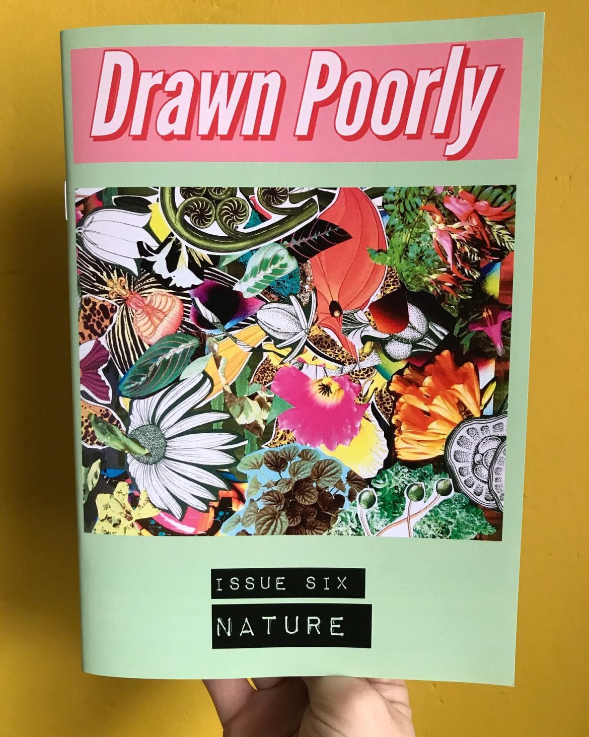 Drawn Poorly Issue #6 – Nature