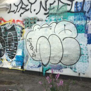 Graffiti strikes back!