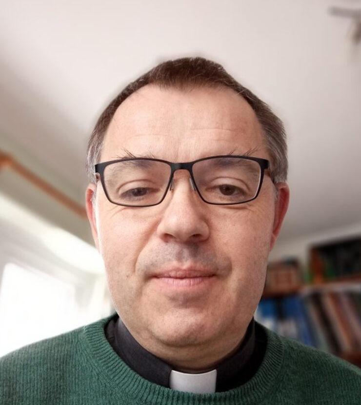 Rev. Martyn Saunders