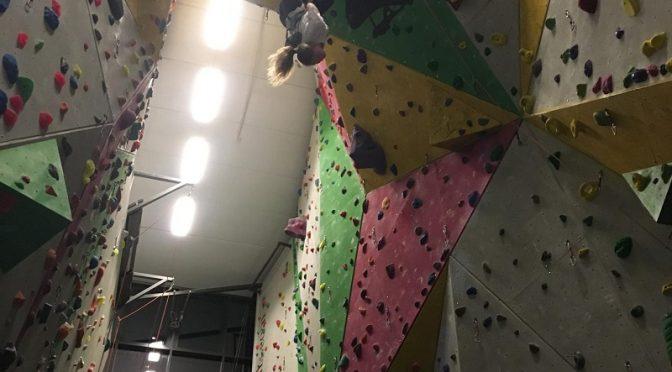 Organisert klatring for voksne over 19år