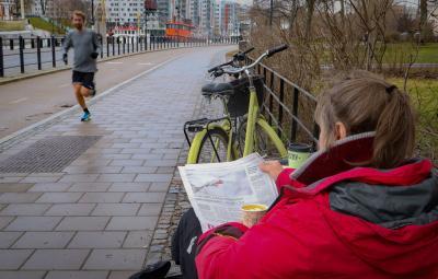 Foto: Kåre Gustafsson - Varmaste januarimånaden