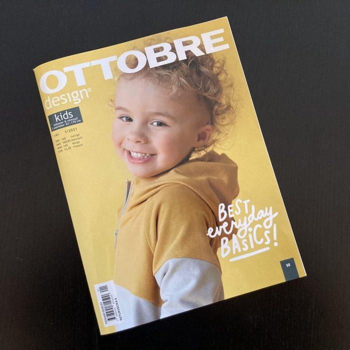 Ottobre Kids. Syblad til børnetøj