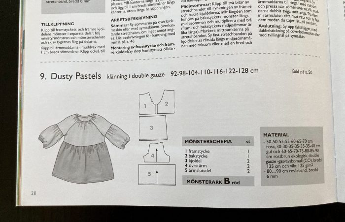 Ottobre-kids-symønster-kjole