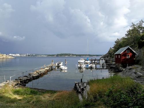 Utsikt mot Stenungsund