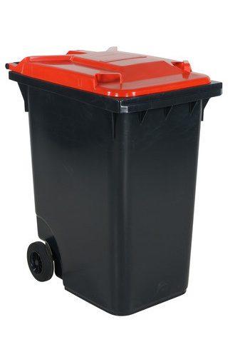 Affaldsbeholder 360 liter