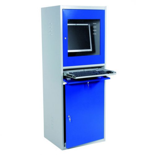 IT-station / PC Skab Storak