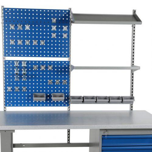 Påbygning til 1600 mm arbejdsborde Storak