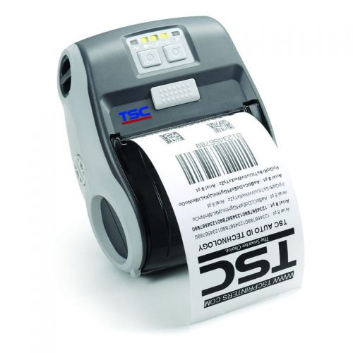 TSC Alpha 3R Mobil Printer 203 dpi Storak