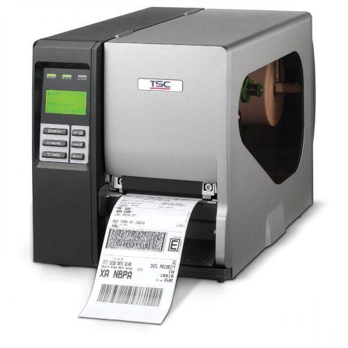 TSC TTP-246M Pro Termo Transfer Labelprinter  203dpi Storak