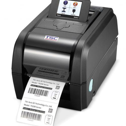 TSC TX200 Termo Transfer Labelprinter  203dpi Storak