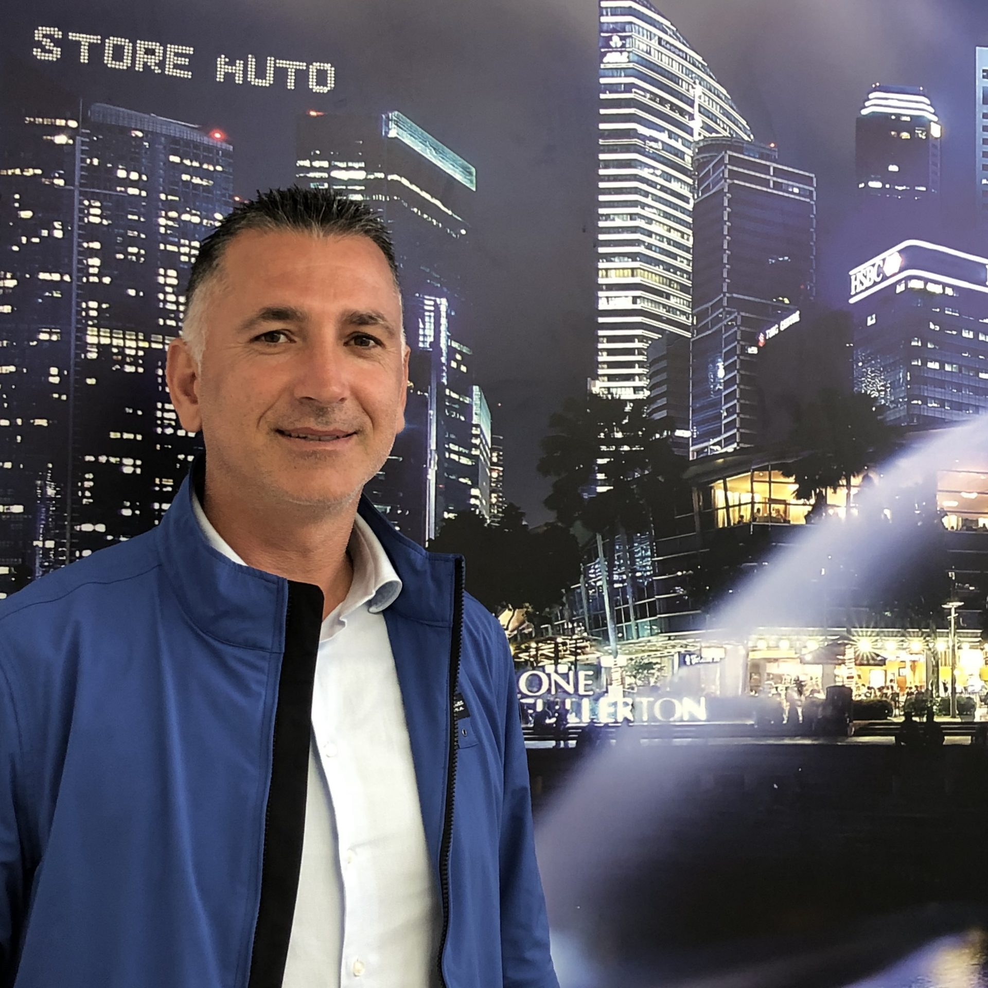 ANDREA PUCE SALES MANAGER - REPONSABILE VENDITE