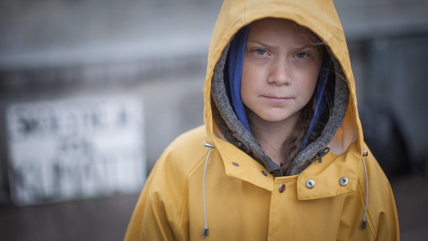 Greta Thunberg contentmarketing