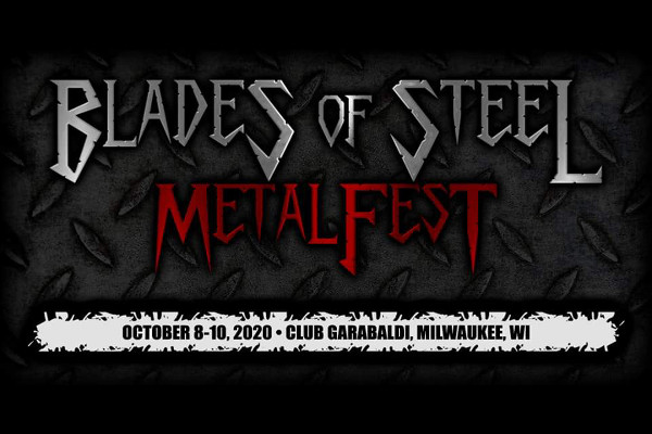 Blades of Steel Metalfest October 8-10, 2020