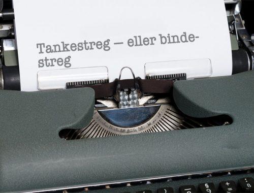 Tankestreg eller Bindestreg | Storyloft 2021 | photo by Markus Winkler