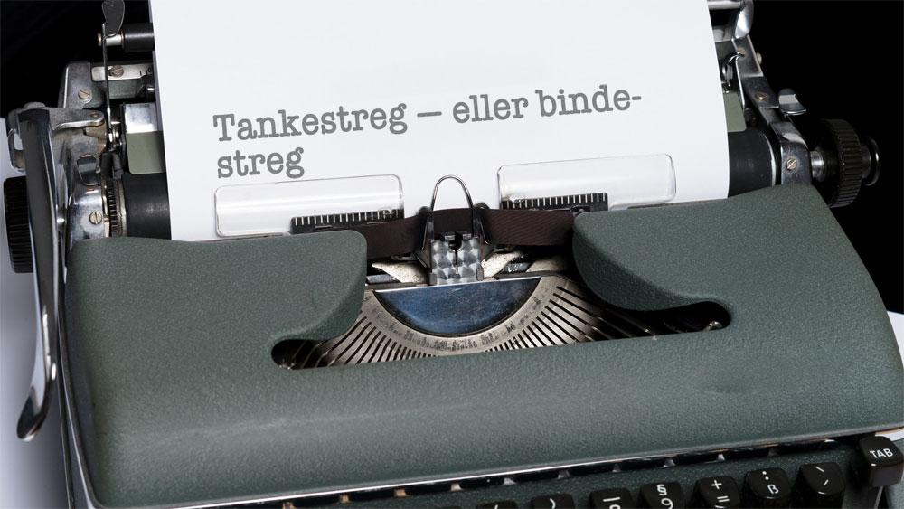 Tankestreg eller Bindestreg   Storyloft 2021   photo by Markus Winkler