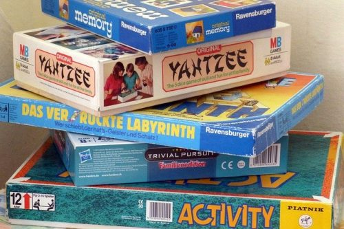 Creative writing inspired by board games - Storymakers