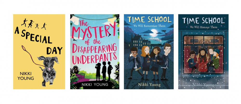 Nikki Young Author - Storymakers Writing Club