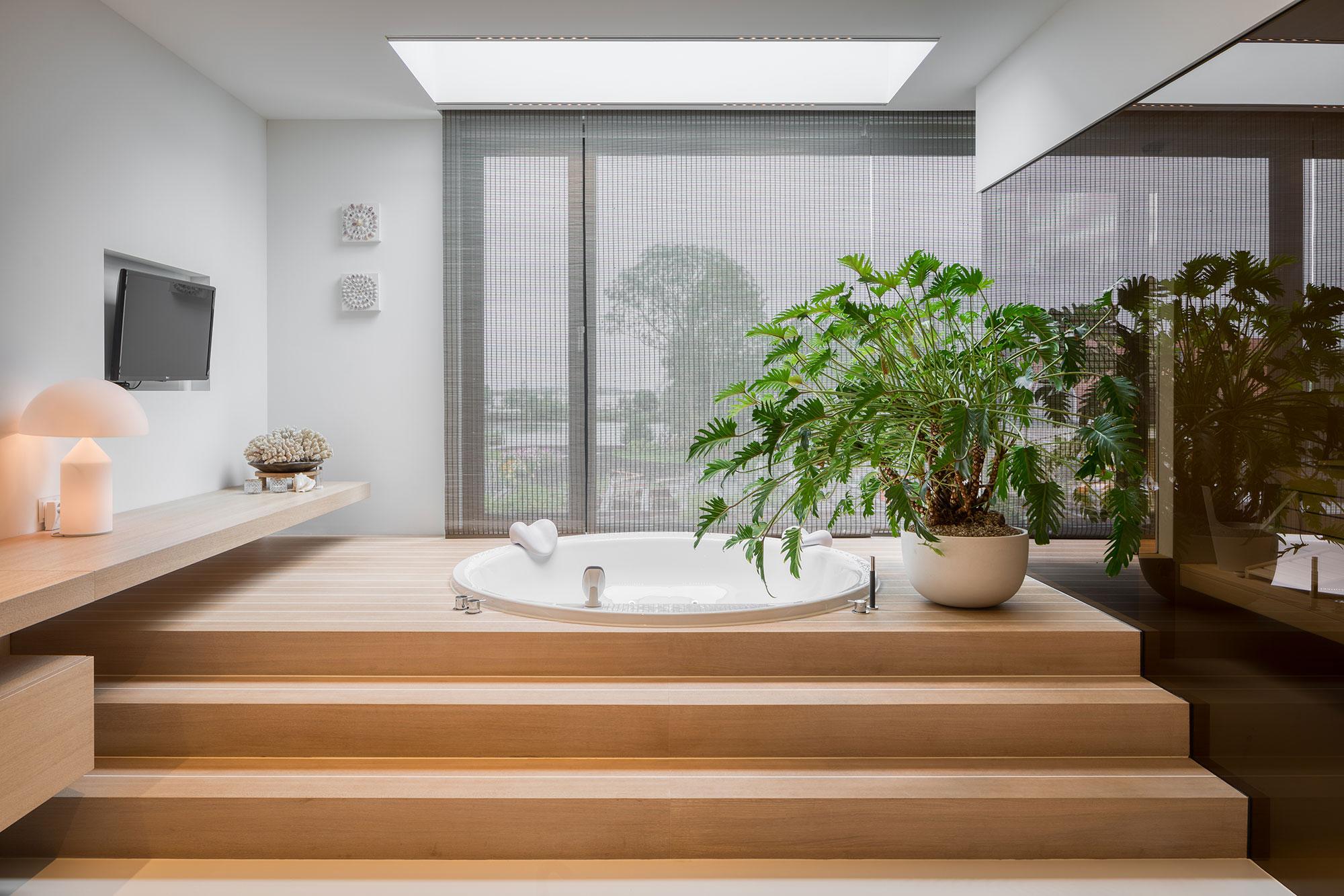 interieurarchitectuur badkamer