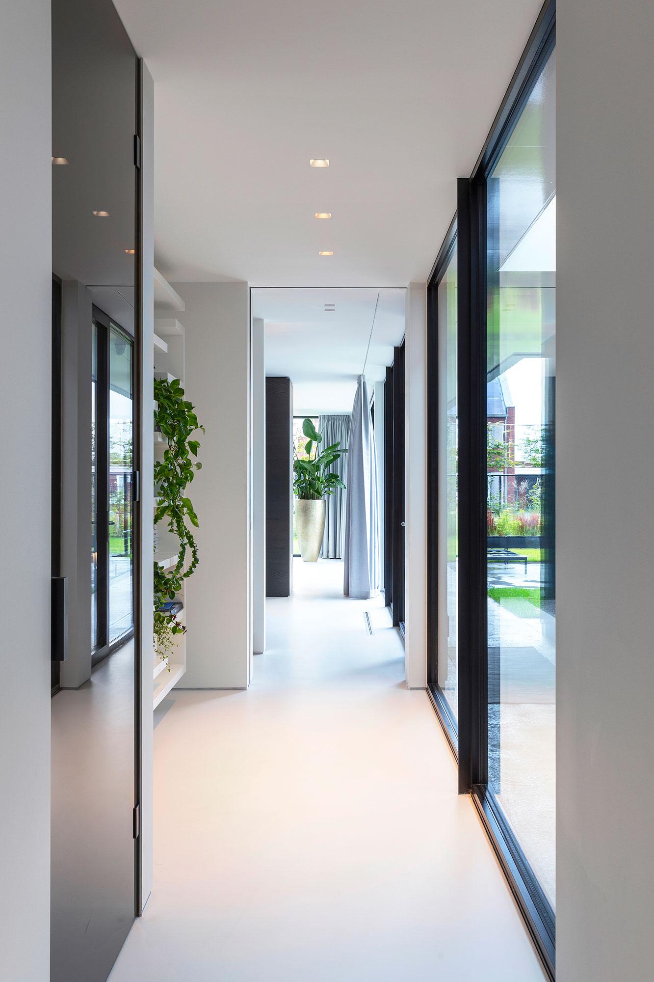 interieurarchitectuur doorkijk kamer
