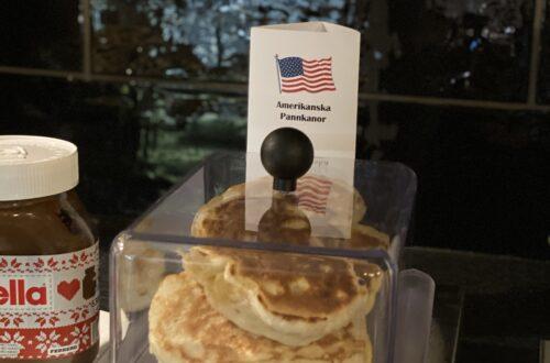 Amerikanska Pannkakor