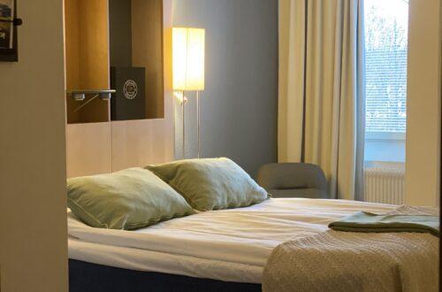 Dubbelrum på Strand City Hotell