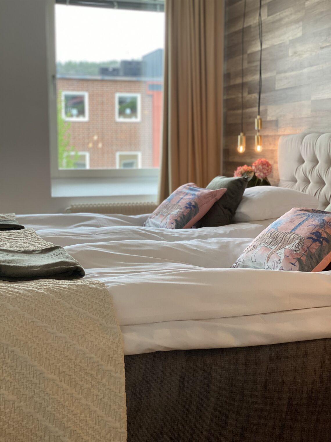 sviten på Strand City hotell i Örnsköldsvik