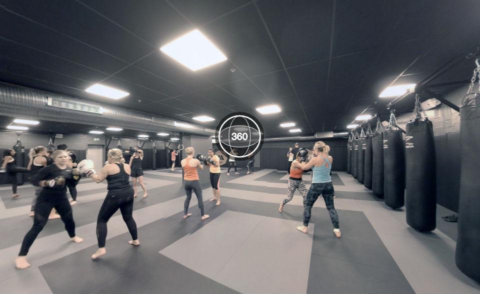 SATS MMA 360