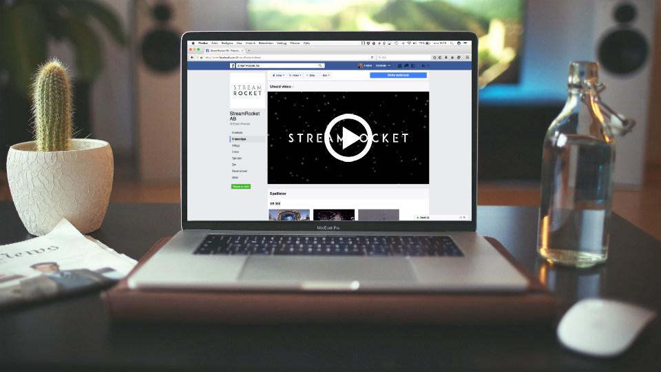 Direktlänk Video Facebook