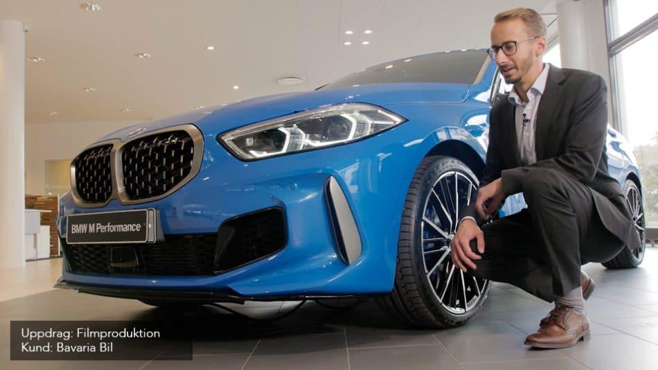 Filmproduktion Bavaria BMW
