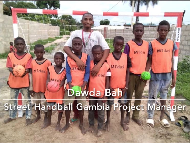 'Street Handball Gambia' affiliated to Street Handball International was on Saturday 31st August 2019 launched in The Gambia at a grand ceremony held in Batokunku village Kombo South District, West Coast Region.